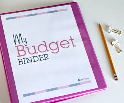 How To Make A Simple Budget Spreadsheet by My Secret For Saving Money Budget Binder Printables Frugal Fanatic