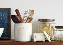 range ustensiles cuisine de jolis pots à ustensiles pour ma cuisine rouchette s