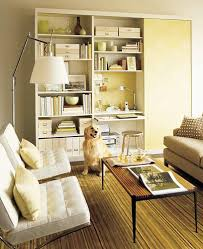 barcelona chair contemporary den library office martha stewart