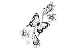 37 best easy butterfly tattoo designs images on pinterest