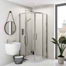 quadrant shower enclosure quadrant shower cubicle victoriaplum com mode ellis premium 8mm easy clean quadrant shower enclosure