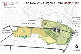 Wsu Map Wsu Announces 5 Million Investment To Support Organic Ag Model