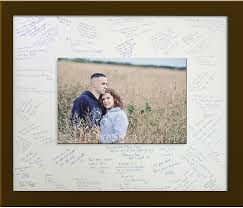 wedding signing board signature frame at your wedding discover photo studio