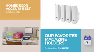 our favorites magazine holders collection homedecor accents best