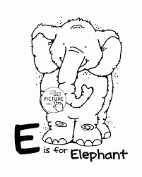 alphabet coloring pages printable letter e alphabet coloring pages for kids letter e words