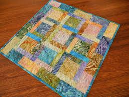 quilted square table toppers small table topper quilted batik table square square table runner