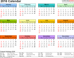 printable calendar 2016 for teachers 2016 calendar free large images places to visit pinterest