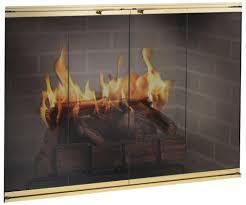 fireplace fireplace screens home depot glass door home depot