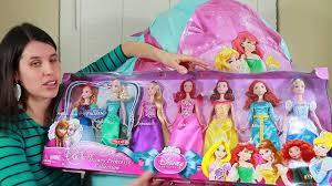 disney princess videos super giant princesses surprise egg let it
