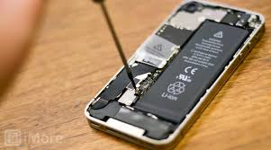how to replace the battery in an iphone 4s imore