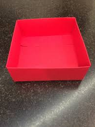 How To Put A Box Together 4 X 4 Box With Clear Lid Tutorial Stampin U0027 365