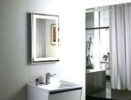 Wall Mounted Bathroom Mirrors Popular Bathroom Mirrors Wall Mounted Akapello For Lighted