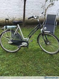 vélo avec siège bébé vélo hollandais gazelle avec siège enfant a vendre 2ememain be