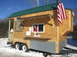 salt box house saltbox cafe tiny house food truck lewiston sun journal