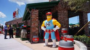 Universal Studios Orlando Google Maps by Duff Brewery Limited Service Bar At Universal Studios Florida
