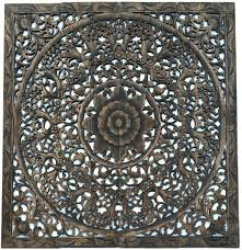 Tree Of Life Home Decor Wall Ideas Carved Wood Wall Art Birds Carved Wooden Wall Art