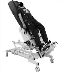 tilt table protocol for physical therapy investigation of robotic assisted tilt table therapy for early stage