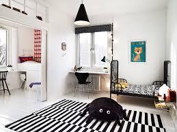 deco noir et blanc chambre une chambre d enfant en noir et blanc