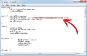 How To Set A Background Image In Html How To Tips Top 10 Lists Html Set Page Background Color
