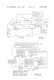 patent us4297852 refrigerator defrost control with control of