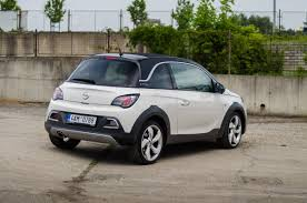 opel adam 2016 2015 opel adam rocks european review the truth about cars