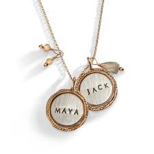 name charm necklace name charm necklace personalized name jewelry