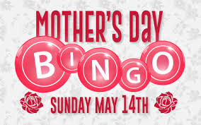 s day bingo bingospirit mothers day bingo 2017