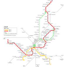 Map Of Metro by Large Lille Maps For Free Download And Print High Resolution And
