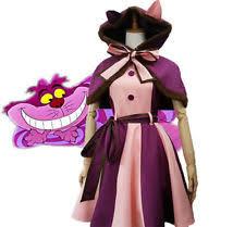 Cheshire Cat Costume Girls Cheshire Cat Costume Childs Alice In Wonderland Fancy Dress