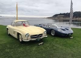 mercedes classic 2016 pebble beach concours d u0027elegance 2016 jd classics