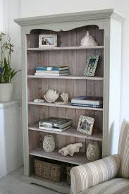 Small Rustic Bookcase Best 25 Painting Bookcase Ideas On Pinterest Painted Bookcases