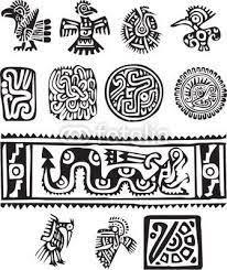 imagenes mayas para imprimir resultado de imagen para dibujos aborigenes para imprimir maya