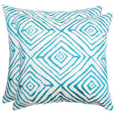 Plantation Patterns Patio Furniture Cushions Plantation Patterns Poolside Paisley Square Outdoor Throw Pillow