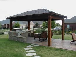 Best  Backyard Covered Patios Ideas On Pinterest Outdoor - Backyard patio designs pictures