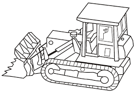 nice construction equipment coloring pages ide 3597 unknown
