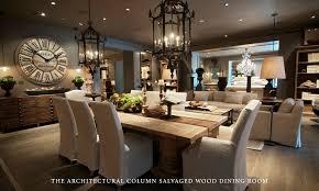 Restoration Hardware Living Rooms Living Room Amazing Restoration Hardware Designs What Style Is