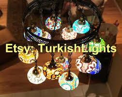Turkish Chandelier Turkish Chandelier Etsy