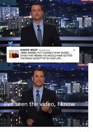 Meme Jimmy - rap feud kanye west and jimmy kimmel meme guy