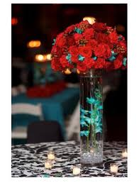 Red Rose Table Centerpieces by 30 Best Teal And Red Images On Pinterest Red Wedding Marriage
