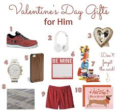 day gift for him valentines day gifts for him best valentines day gift ideas