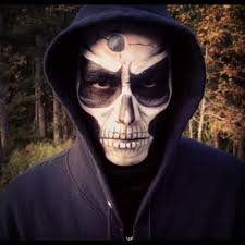 Cool Halloween Makeup Ideas For Men by Cool Halloween Make Up 34 Scary Halloween Makeup Ideas Godfather