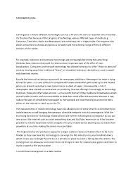 sample essay technology technology essay career essay outline best photos of career essay convergence essay