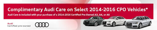 audi certified pre owned review audi used cars for sale audi arbor manager specials