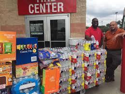 Mobile Home Parts Store In San Antonio Tx San Antonio Shoppers Scramble For Water Supplies As Hurricane