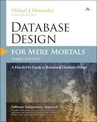 database design tutorial videos database design for mere mortals a hands on guide to relational