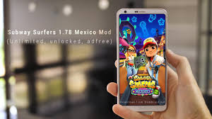 subway surfers hack apk free subway surfers 1 78 0 mexico mod apk unlimited key coin unlocked