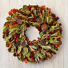 Target Wreaths Home Decor Door Wreaths Williams Sonoma