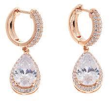 real earrings joan boyce yahewa s as real as it gets pear drop earrings