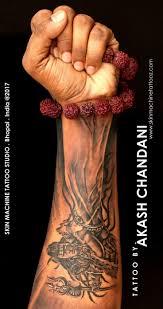 613 best tattoo art by skin machine tattoo studio bhopal india