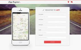 8 best free responsive login form templates themes pad
